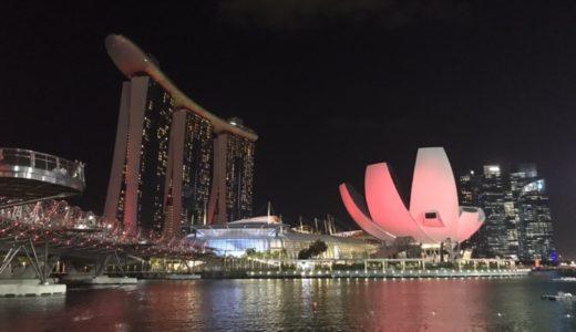 シンガポールの夜を満喫!無料の2大ナイトショーとは?