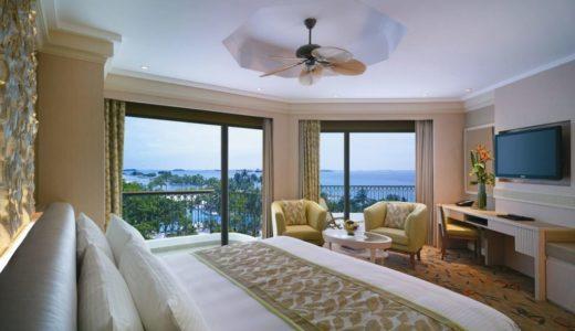 【価格別】セントーサ島のおすすめホテル5選!アクセスや口コミを徹底比較!