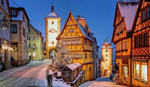 半日〜1日で周る!ローテンブルクの人気観光スポットやモデルコース、アクセスを徹底解説!