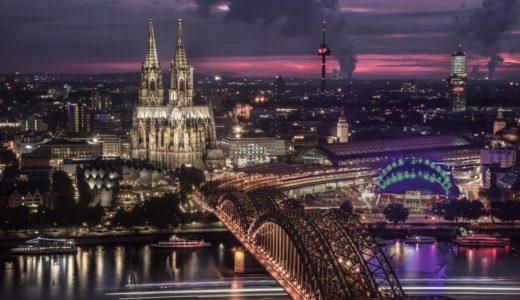 【体験記】ケルン大聖堂とライン川クルーズを巡る1日おすすめモデルコース!フランクフルトからの行き方も解説