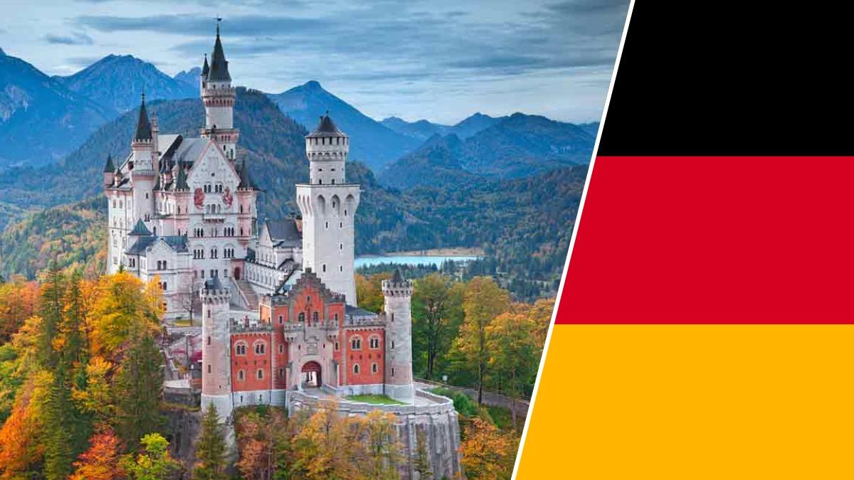 ドイツ旅で行くノイシュバンシュタイン城