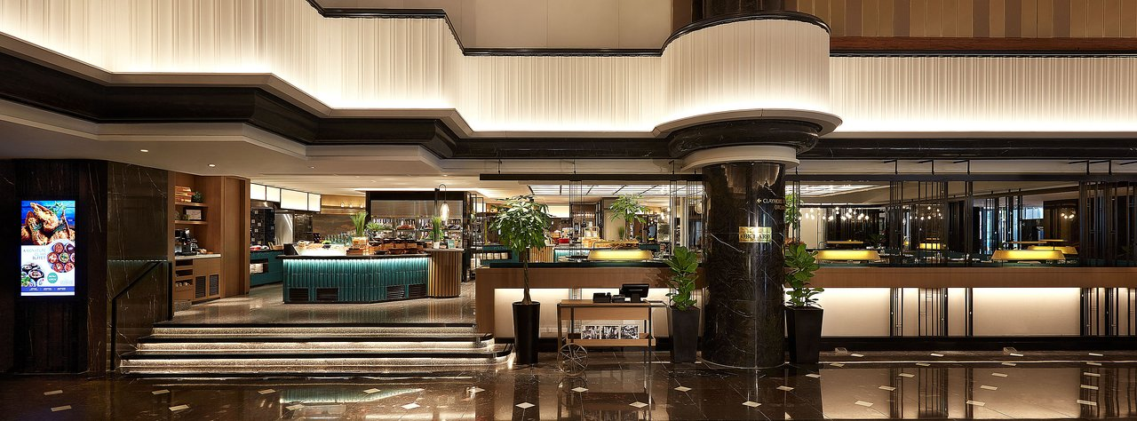 Orchard Hotel Singapore レストラン