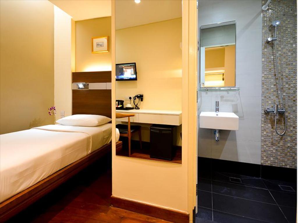 The Keong Saik Hotel 客室